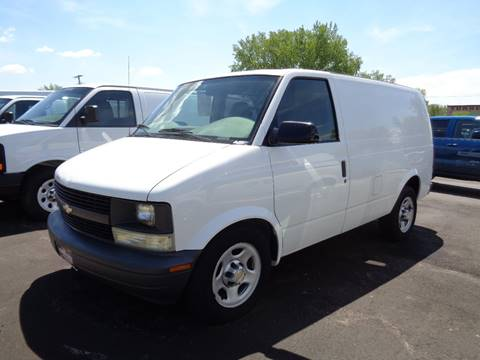 2004 Chevrolet Astro Cargo for sale in Savage, MN