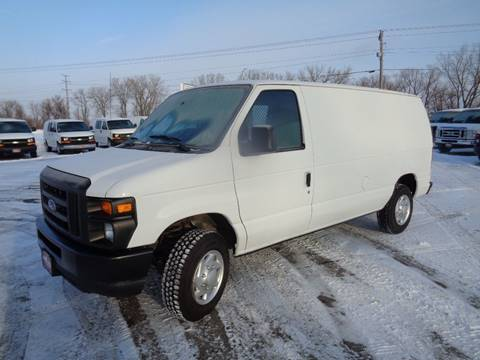 2011 Ford E-Series Cargo E-150 for sale at King Cargo Vans INC in Savage MN