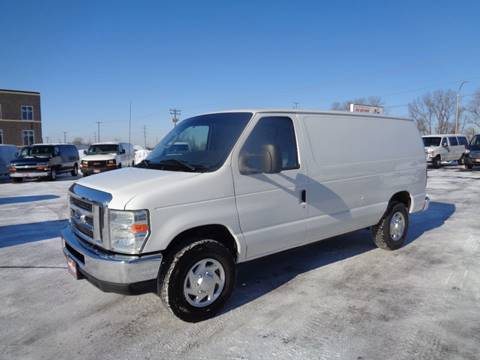 2010 Ford E-Series Cargo E-250 for sale at King Cargo Vans INC in Savage MN