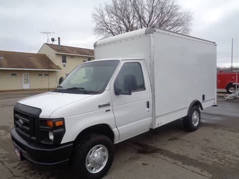 2012 Ford E-Series Chassis E-350 SD for sale at King Cargo Vans INC in Savage MN