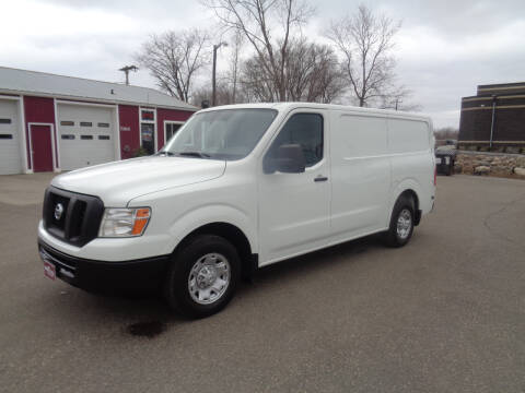 2015 Nissan NV Cargo 2500 HD SV for sale at King Cargo Vans INC in Savage MN