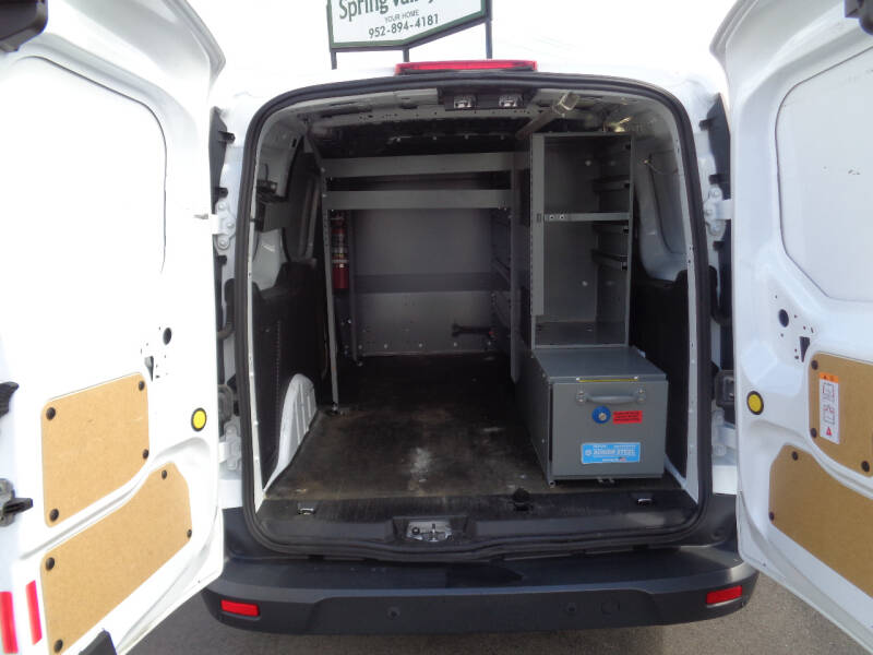 2016 Ford Transit Connect Cargo XLT 4dr LWB Cargo Mini-Van w/Rear Cargo Doors - Savage MN
