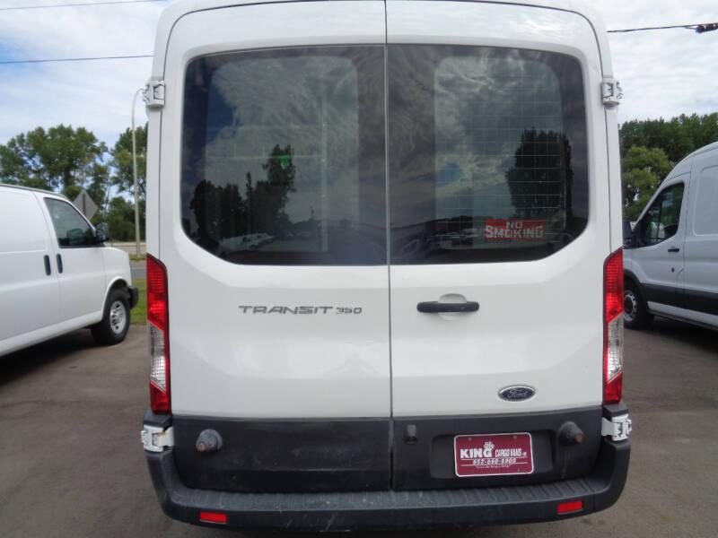 2016 Ford Transit Cargo 350 3dr LWB Medium Roof Cargo Van w/Sliding Passenger Side Door - Savage MN