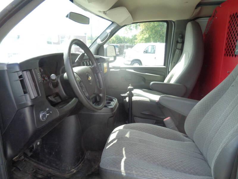 2013 Chevrolet Express Cargo 2500 3dr Cargo Van w/ 1WT - Savage MN