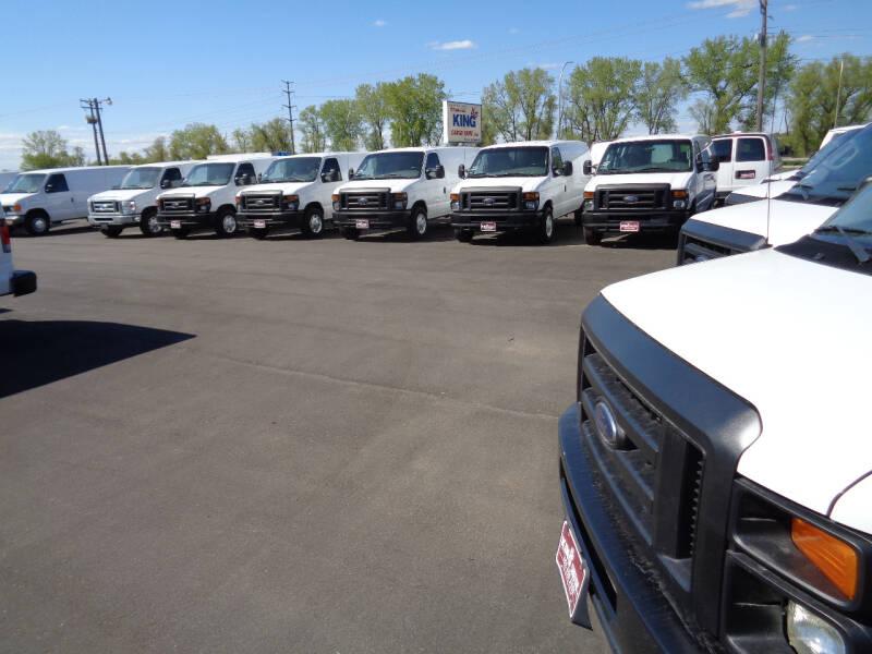 2013 Ford E-Series Cargo E-250 3dr Cargo Van - Savage MN