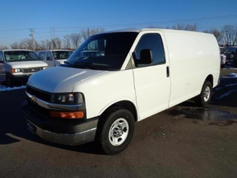 2010 Chevrolet Express Cargo 2500 3dr Cargo Van w/ 1WT - Savage MN