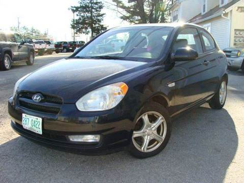 2007 Hyundai Accent for sale at E & K Automotive in Derry NH