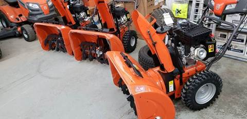2019 Husqvarna snow blower for sale in Acme, PA