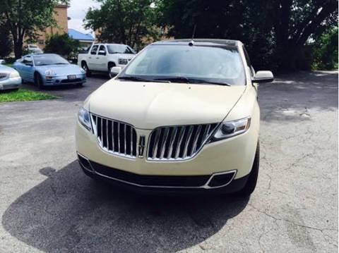 2014 Lincoln MKX for sale in Bridgeview, IL