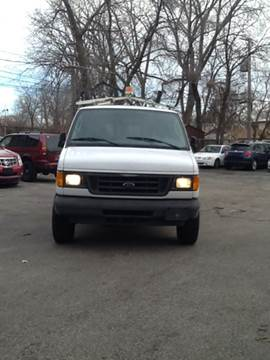 2004 Ford E-Series Cargo for sale in Bridgeview, IL