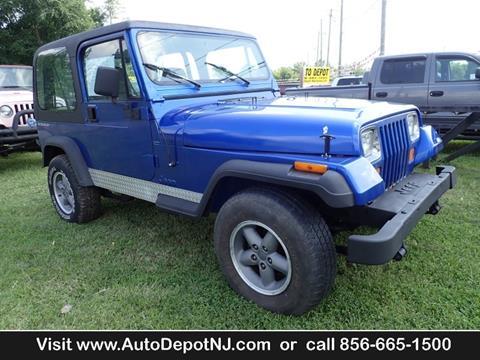 1995 Jeep Wrangler for sale in Berlin, NJ