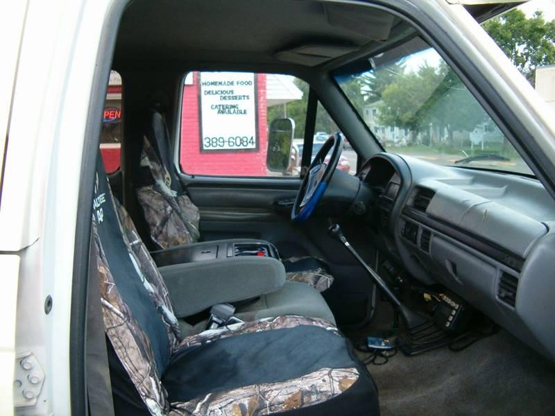 1997 Ford F-350 4dr XLT 4WD Crew Cab LB - Barnum MN