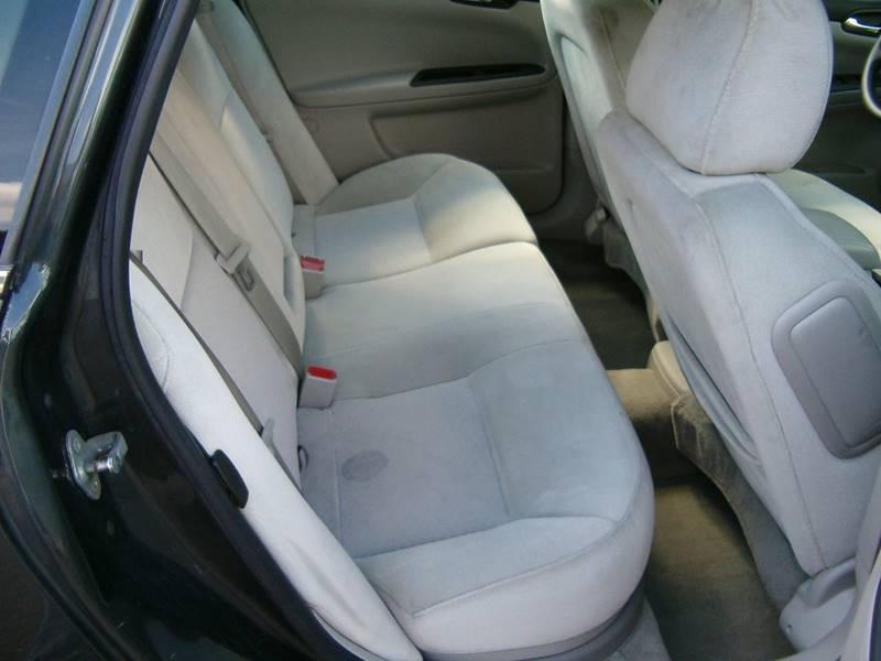 2013 Chevrolet Impala LS Fleet 4dr Sedan - Barnum MN