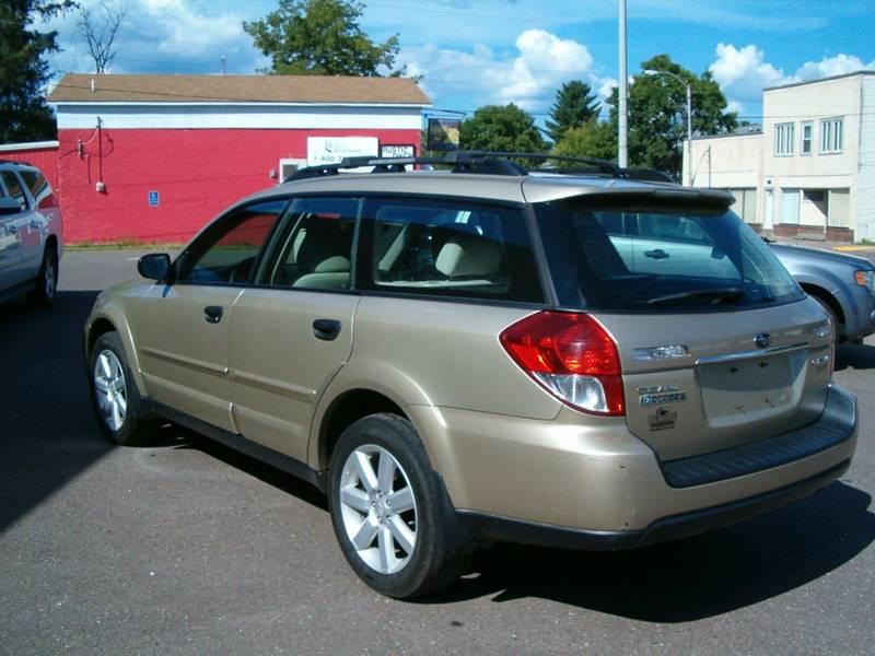 2009 Subaru Outback AWD 2.5i Special Edition 4dr Wagon 4A - Barnum MN
