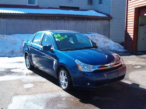 2008 Ford Focus for sale in Barnum, MN
