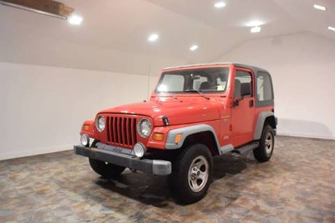 1997 Jeep Wrangler for sale in Stafford, VA