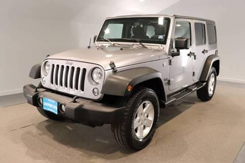 2014 Jeep Wrangler Unlimited for sale in Stafford, VA