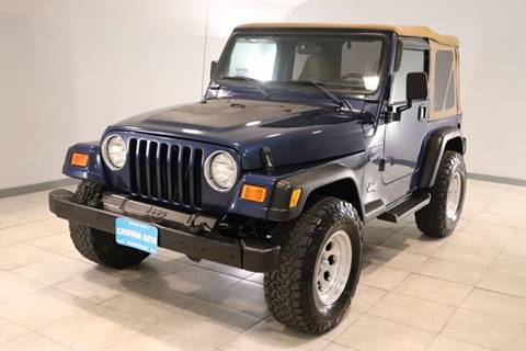 2001 Jeep Wrangler for sale in Stafford, VA