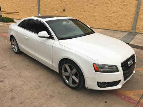 2009 Audi A5 for sale in San Antonio, TX
