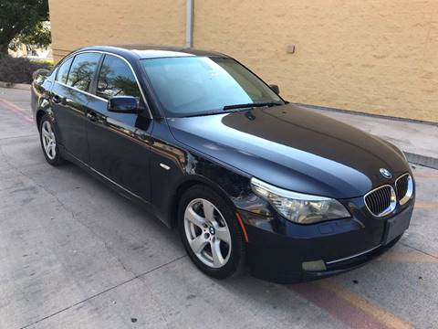 2008 BMW 5 Series for sale in San Antonio, TX