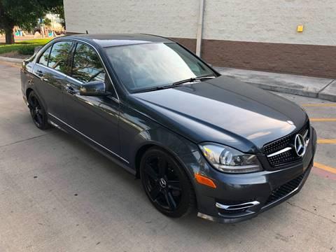 2014 Mercedes-Benz C-Class for sale in San Antonio, TX