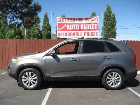 2011 Kia Sorento For Sale In Flagstaff, AZ