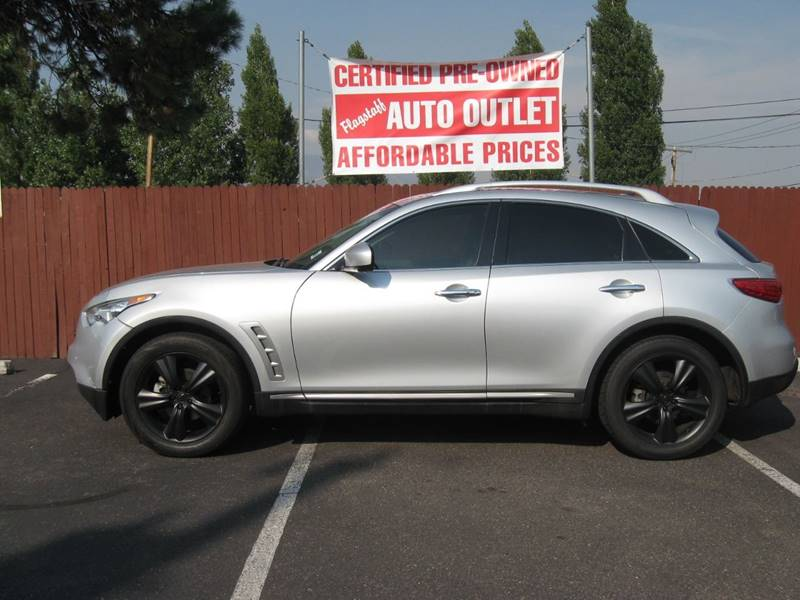 2009 Infiniti Fx35 4dr Suv In Flagstaff Az Flagstaff Auto Outlet
