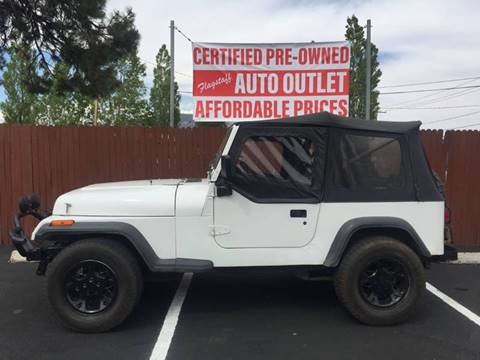 1995 Jeep Wrangler for sale in Flagstaff, AZ