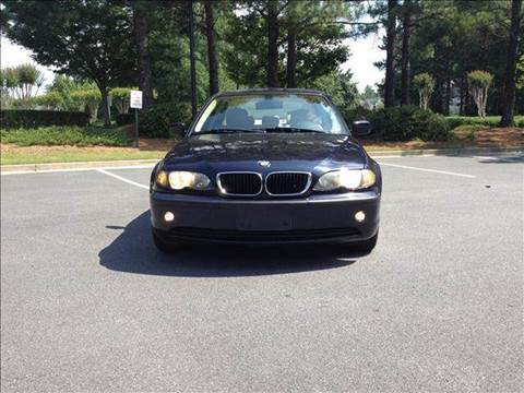 2005 BMW 3 Series for sale at German Auto World LLC in Alpharetta GA