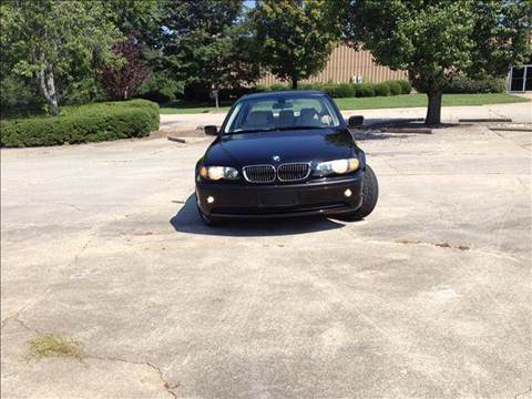 2003 BMW 3 Series for sale at German Auto World LLC in Alpharetta GA