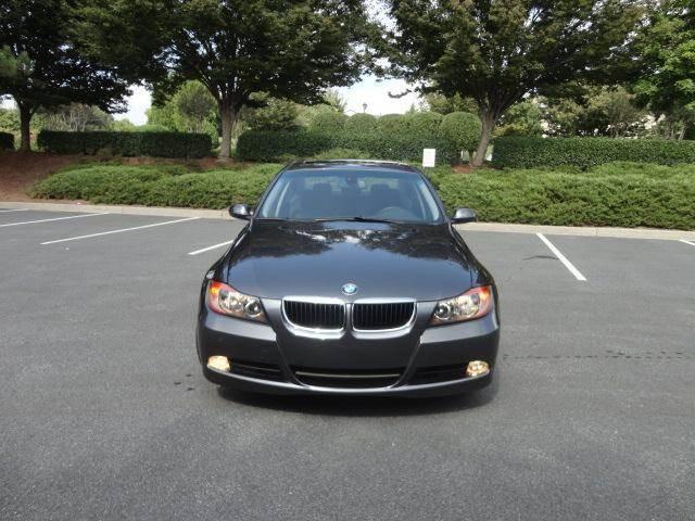 2006 BMW 3 Series for sale at German Auto World LLC in Alpharetta GA