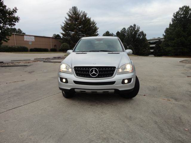 2006 Mercedes Benz M Class Ml350 4matic In Alpharetta Ga German