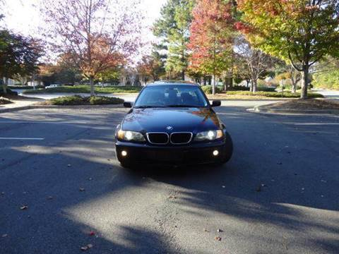 2004 BMW 3 Series for sale at German Auto World LLC in Alpharetta GA