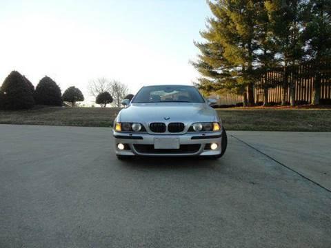 2000 BMW 5 Series for sale at German Auto World LLC in Alpharetta GA