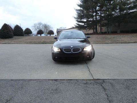 2006 BMW 5 Series for sale at German Auto World LLC in Alpharetta GA