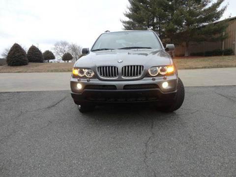 2005 BMW X5 for sale at German Auto World LLC in Alpharetta GA