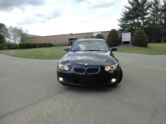 2010 BMW 3 Series for sale at German Auto World LLC in Alpharetta GA