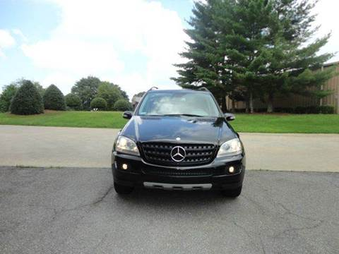 2006 Mercedes-Benz M-Class for sale at German Auto World LLC in Alpharetta GA