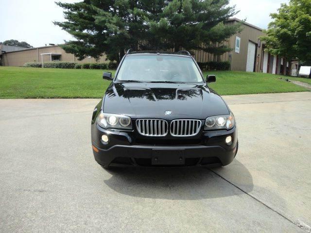 2007 BMW X3 for sale at German Auto World LLC in Alpharetta GA