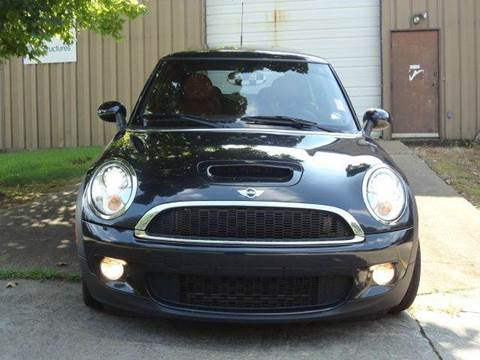2007 MINI Cooper for sale at German Auto World LLC in Alpharetta GA