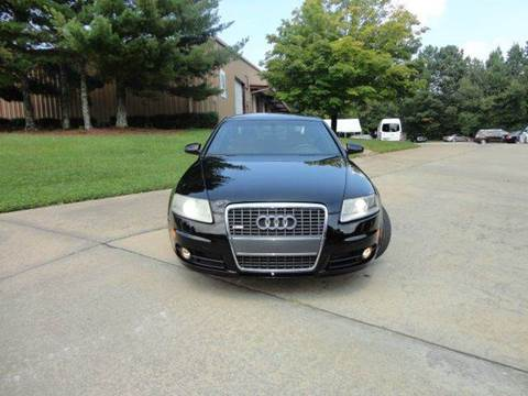 2005 Audi A6 for sale at German Auto World LLC in Alpharetta GA