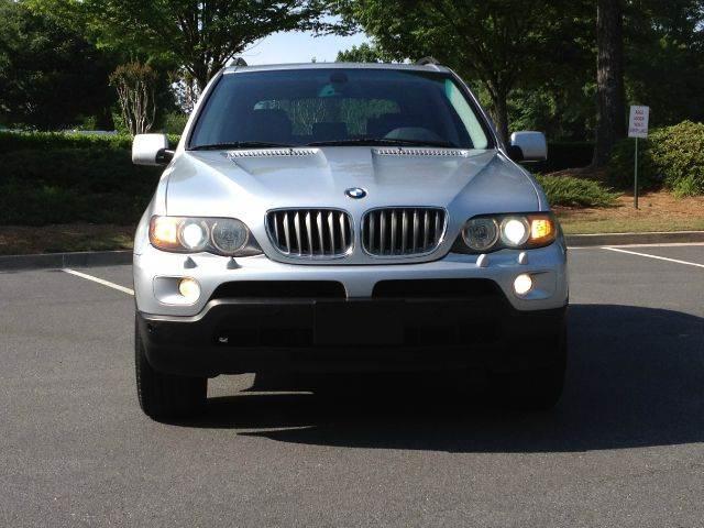 2004 BMW X5 for sale at German Auto World LLC in Alpharetta GA