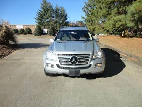 2008 Mercedes-Benz GL-Class for sale at German Auto World LLC in Alpharetta GA
