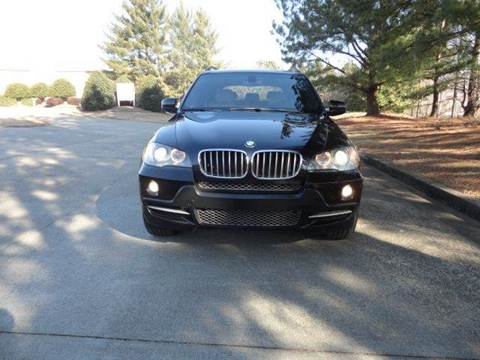 2007 BMW X5 for sale at German Auto World LLC in Alpharetta GA