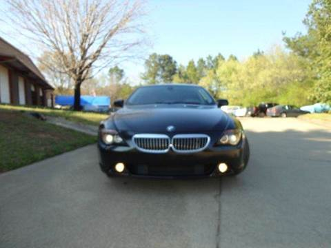 2004 BMW 6 Series for sale at German Auto World LLC in Alpharetta GA