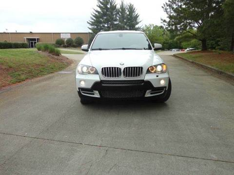 2008 BMW X5 for sale at German Auto World LLC in Alpharetta GA
