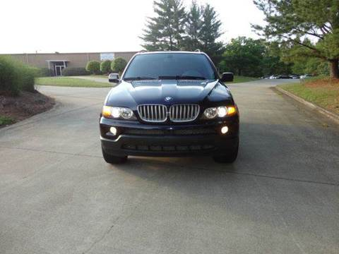 2006 BMW X5 for sale at German Auto World LLC in Alpharetta GA