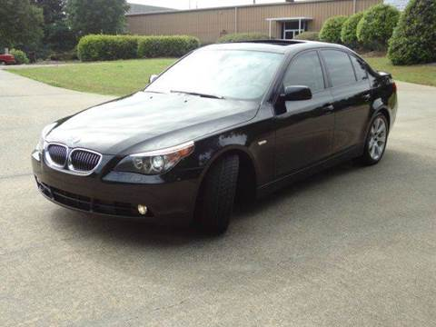 2004 BMW 5 Series for sale at German Auto World LLC in Alpharetta GA