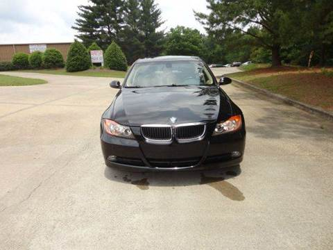 2007 BMW 3 Series for sale at German Auto World LLC in Alpharetta GA