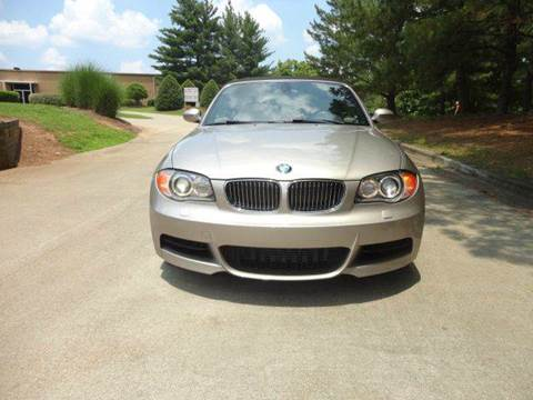 2009 BMW 1 Series for sale at German Auto World LLC in Alpharetta GA